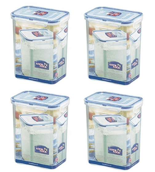 Charmant Rectangular Tall Food Storage Containers U2013 Under $4.80 Each