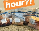 Back to School Fast-Batch Cooking Challenge Freezer Cooking Day