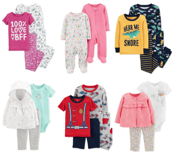 9b369eb57 Macy's | Extra 20% Off Carter's Baby and Toddler Clothing Clearance!