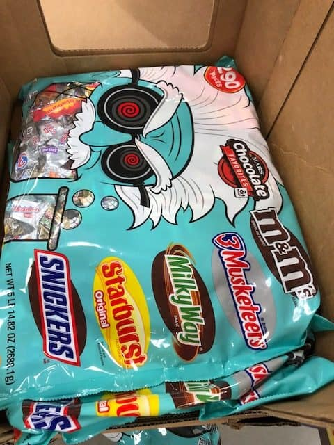 Halloween Candy 40% OFF Today ONLY at Target!