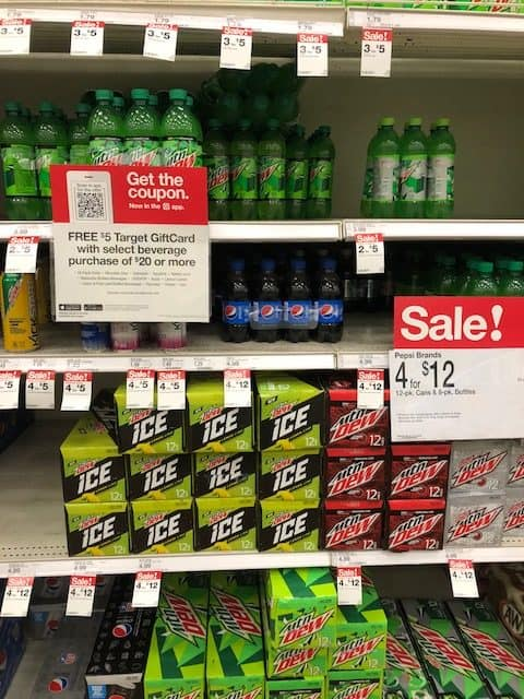 Pepsi Products 12 Pk Just 238 At Target