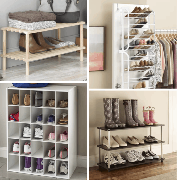 Wayfair | Shoe Organizers from only $9!