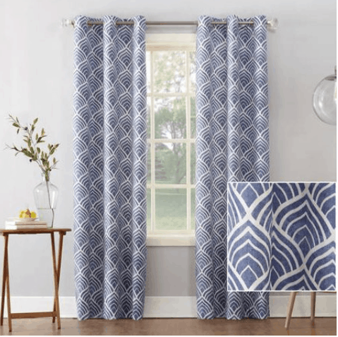 walmart curtains only 5 tons of cute patterns - Walmart Curtains