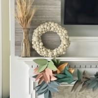 DIY Fall Paper Garland