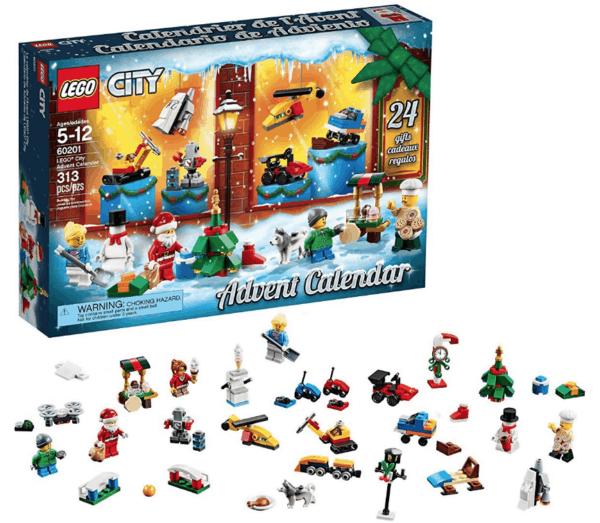 Lego Advent Calendar 2018 In Stock Price Drop Lego City Under