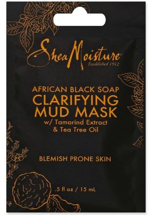 FREE Shea Moisture African Black Soap Mud Mask (BACK AGAIN!)