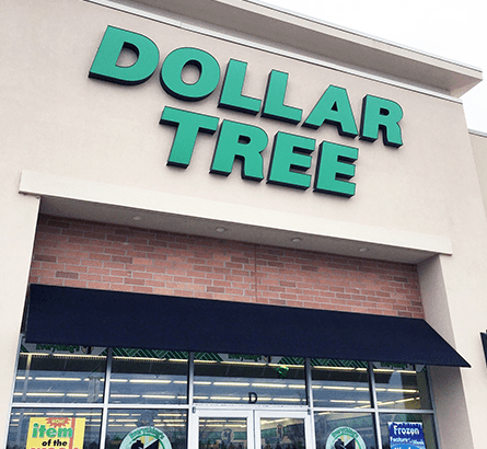 Through Tomorrow 11 15 Dollar Tree Is Offering 1 Flat Rate Shipping Great Way To Grab Any Items They Don T Carry At Your Location Or Stock Up On
