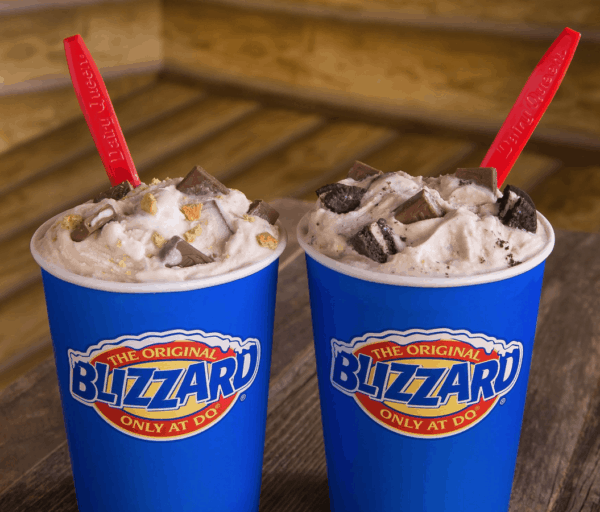 photo about Dairy Queen Printable Application known as Free of charge Blizzard Handle At Dairy Queen With Application Obtain!