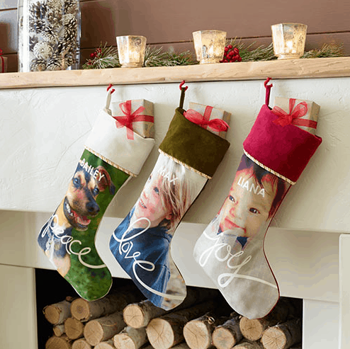 Shutterfly Free Shipping Personalized Christmas Stocking