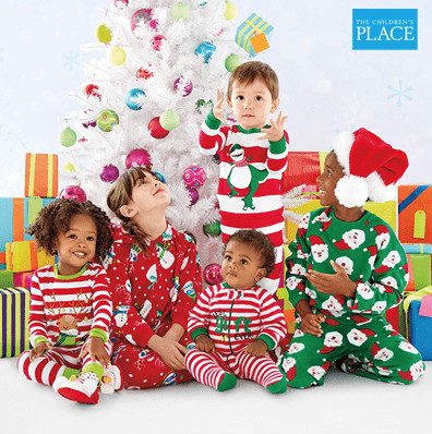 b681561cc5 Children s Place Clearance 60% Off + Free Shipping (Christmas PJs  5 ...