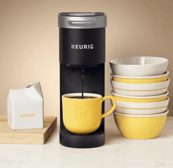 Target Black Friday Keurig K Mini Single Serve Coffee Maker As Low