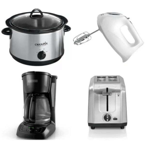 Target Black Friday Kitchen Appliances 10 Free Shipping