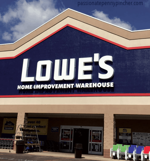 Lowe's Labor Day Sale