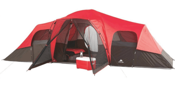 Walmart | Ozark Trail 8-Person Family Tent with Built-in Mud