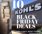Kohl's Black Friday Deals (That You Can't Miss Today!)