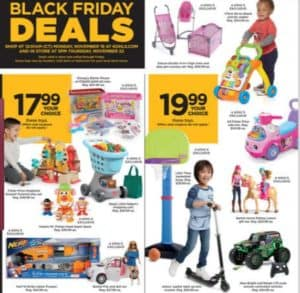 Kohl S Cyber Monday Toy Deals Step2 Kitchen Only 35 Shipped