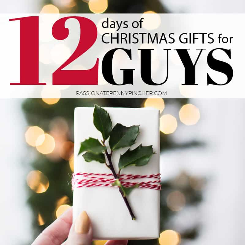 12 Days of Christmas Gifts for Guys | Day 5 - Slippers! | Passionate ...