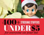 Best Stocking Stuffers ~ 400+ Stocking Stuffer Ideas!