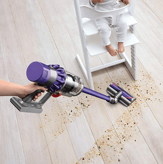 lowest price dyson cyclone v10 animal stick vacuum today only passionate penny pincher. Black Bedroom Furniture Sets. Home Design Ideas