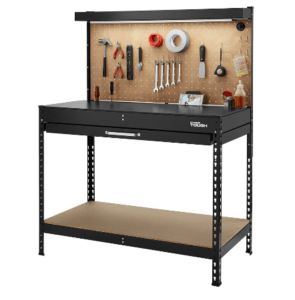 Surprising Walmart Workbench With Led Light Only 49 Reg 129 Gmtry Best Dining Table And Chair Ideas Images Gmtryco
