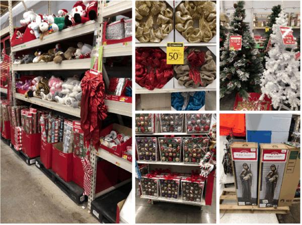 Clearance Christmas Decor.Walmart Christmas Decor Tons Of Pioneer Woman More