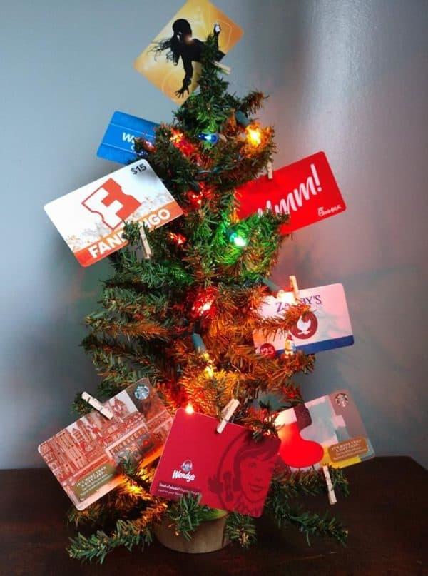 4 Dollar Tree Christmas Tree Gifting Ideas (SO CUTE!) | Passionate ...