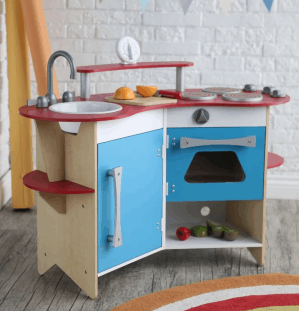 Melissa & Doug Cook\'s Corner Play Kitchen - Under $60 ...