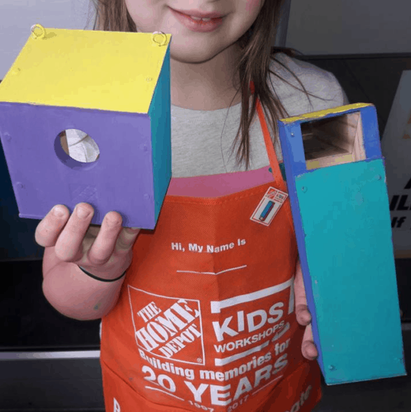 Home Depot | Free Scarecrow Planter Build on September 7th