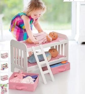 Hot American Girl Doll Bed Or Carrier Only 99 Passionate