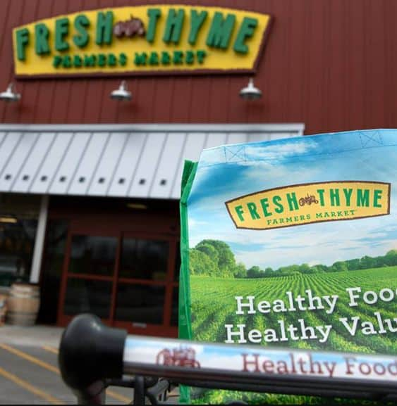 Check out the Fresh Thyme Ad TOP deals going on this week - we really love shopping Fresh Thyme for awesome savings on produce and meat!