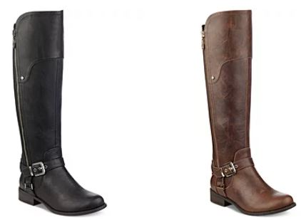 5642cce87b8 Macy s Women s Boots 75% OFF. G by GUESS Harson Tall Riding ...