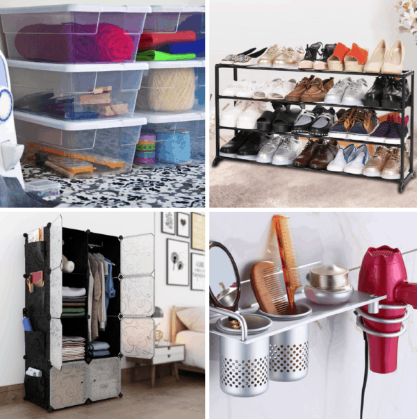 Storage, Organizers & Container Clearance