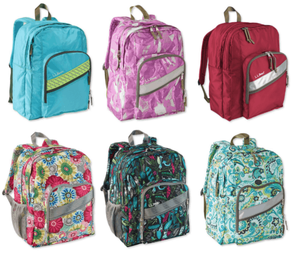 picture about Llbean Printable Coupon titled LL Bean Backpacks against $19.99, Delivered!