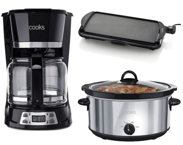 JCPenney   Small Kitchen Appliances $14.44!