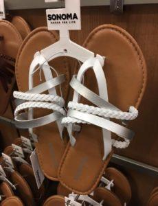 62b5a686a SONOMA Angeline Sandals –  17.99 (Reg  25)