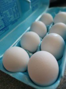 carton of eggs for keto diet
