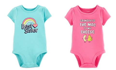 15bf504451 Carter's Baby Clothes for less than $5 - Get a Whole Outfit for ...
