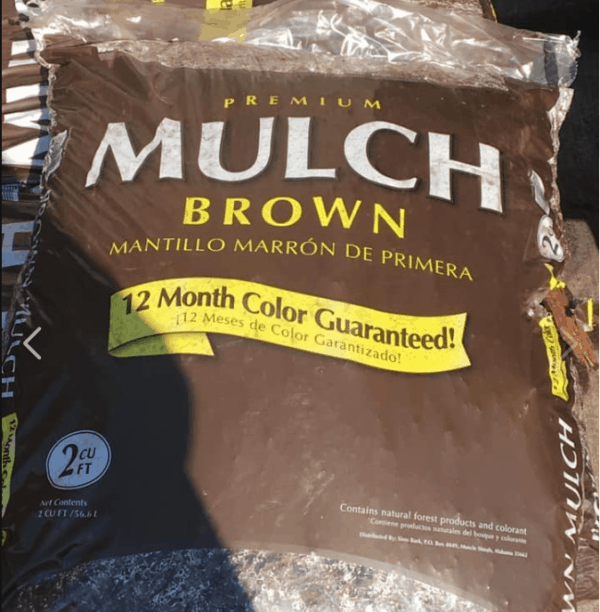 Premium Mulch only $2 50 at Lowe's through 4/3! My favorite