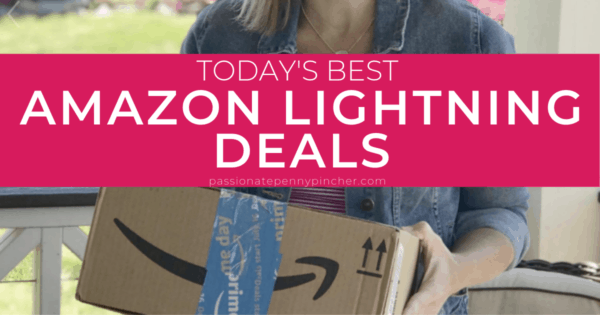Today's Top Amazon Lightning Deals Take a look at what we