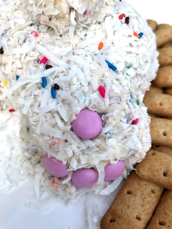 Bunny Buns Chocolate Chip Cheese Ball