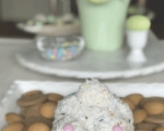 Bunny Buns Easter Cheese Ball Recipe (SO CUTE!)