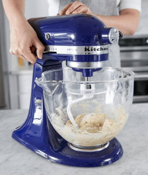 Walmart | KitchenAid 5-Quart Glass Bowl Stand Mixer $216 + ...