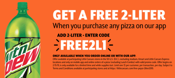 picture about Little Caesars Printable Coupons identify Minimal Caesars Free of charge Insane Bread with Any Pizza Obtain!