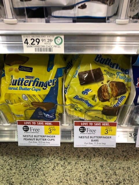 Publix | Nestle Candy Fun Size Bags Under $1 (Great for