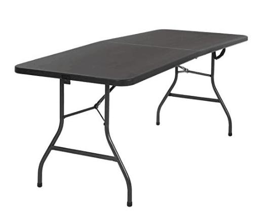 Walmart Cosco 8 Ft Folding Table 65 Reg 125