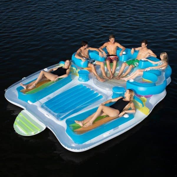 Sam's Club   Tropical Tahiti Floating Island UNDER $120! (Non