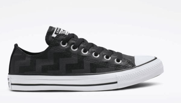 graphic regarding Converse Printable Coupons known as Talk Sneakers Sale Added 50% OFF Sale! (Footwear for $15!!)