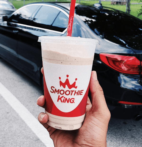 picture about Smoothie King Printable Coupons identify Smoothie King Totally free Keto Champ Smoothie! (8/20)