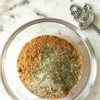 Homemade Italian Breadcrumbs