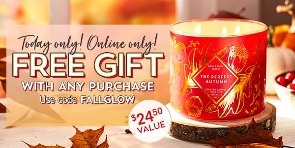 Bath & Body Works 3-Wick Candles ONLY $11 25 Shipped!